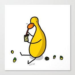 Lemonade Luncheon | Veronica Nagorny Canvas Print