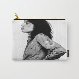 Patti Smith Amsterdam 1976 Carry-All Pouch