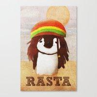 reggae Canvas Prints featuring Reggae by cristi-scg