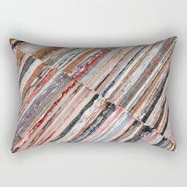 Typical azorean blanket Rectangular Pillow