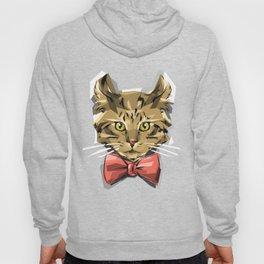 Bow Kitty Hoody