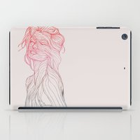 huebucket iPad Cases featuring Someplace Beautiful by Huebucket
