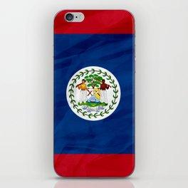 Belize - North America Flags iPhone Skin