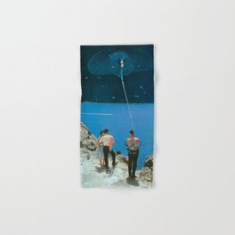 Space Tether Hand & Bath Towel