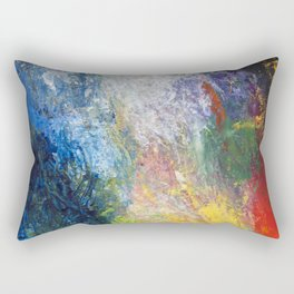 1968 Pacific Typhoon Season, vol.1 Rectangular Pillow
