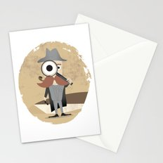 Mr. Detective Stationery Cards