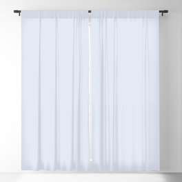 Exquisite Spring Gift ~ Light Blue Breeze Blackout Curtain
