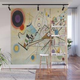 Vassily Kandinsky's Composition VIII Wall Mural