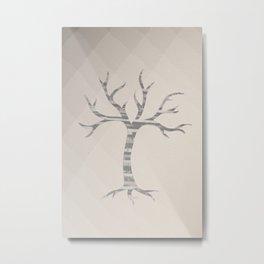 Tree tree. Metal Print