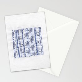 Embroidery B.1 Stationery Cards