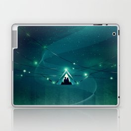 Wireless Camping Laptop & iPad Skin