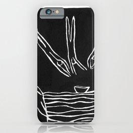 3 Divers iPhone Case