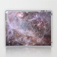 Sacred Geometry Universe Laptop & iPad Skin