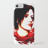 selfie iPhone & iPod Cases featuring Selfie by Sabuchan