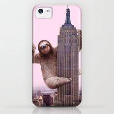 KING SLOTH Slim Case iPhone 5c
