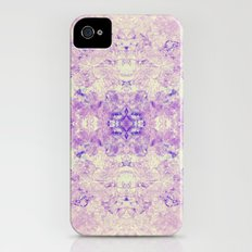 Fuzzy kaleidoscope Slim Case iPhone (4, 4s)