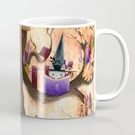 The library in the tree Coffee Mug