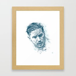 Tom Hardy Framed Art Print