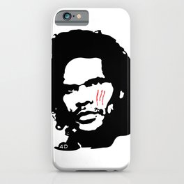 Willy Lopez (Ghost) iPhone Case
