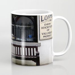 Store Front From the Past Coffee Mug