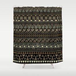 Ethnic tribal Pattern Shower Curtain