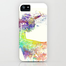 The Great Wall iPhone Case