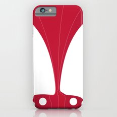 Silhouette Racers - Mazda MX5 in Red Slim Case iPhone 6s