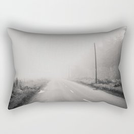 not all those who wander are lost ... Rectangular Pillow