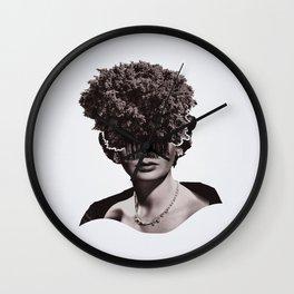 Tree People - Jean Wall Clock