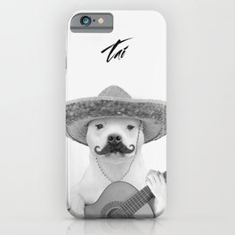 TITO PANCHITO iPhone Case