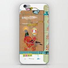 Transfusion iPhone & iPod Skin