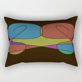 Cello Rectangular Pillow