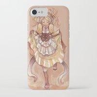fire emblem awakening iPhone & iPod Cases featuring Strangeness and Charm (Lissa, Fire Emblem Awakening) by Lunaros