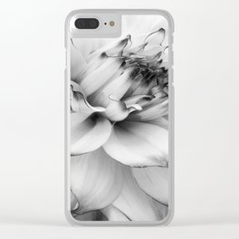 FLOWER MACRO - 11118/1 Clear iPhone Case