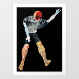 Ultra Fusion Art Print