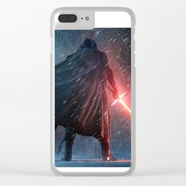 The Force Awakens! Clear iPhone Case