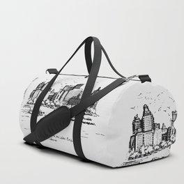 Buffalo By AM&A's 1987 Duffle Bag