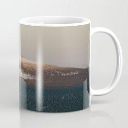 Brockenbahn at full moon Coffee Mug