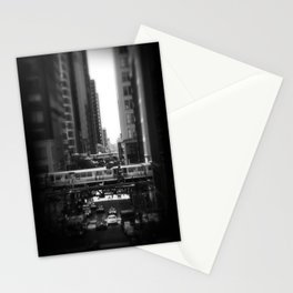 Urban Streets Stationery Cards