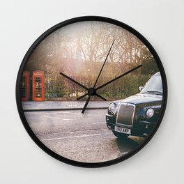 London Scene Wall Clock