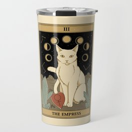The Empress Travel Mug