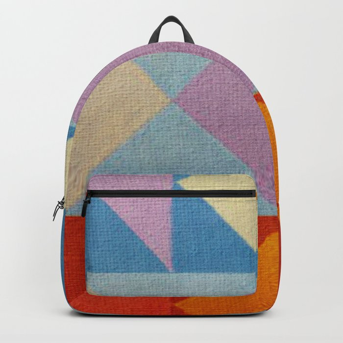Fish's Control Backpack