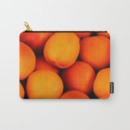 Apricots Carry-All Pouch