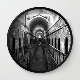 Eastern State Penitentiary  Wall Clock