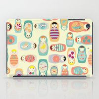 russia iPad Cases featuring Russia by LaPenche