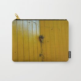 Yellow Door Carry-All Pouch
