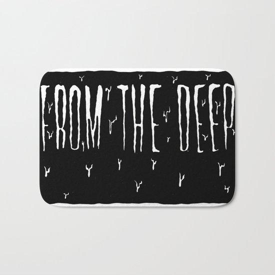 From the Deep Bath Mat