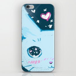 Star Bunny iPhone Skin