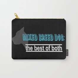 mixed breed dog, dog, hybrid Carry-All Pouch