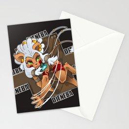 Chibi Djeneba Stationery Cards
